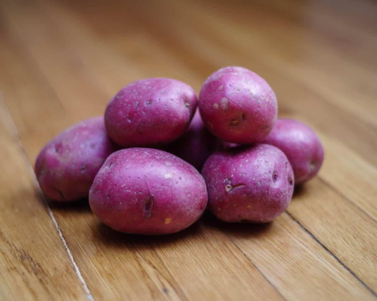 New-Potato Salad With Hazelnuts