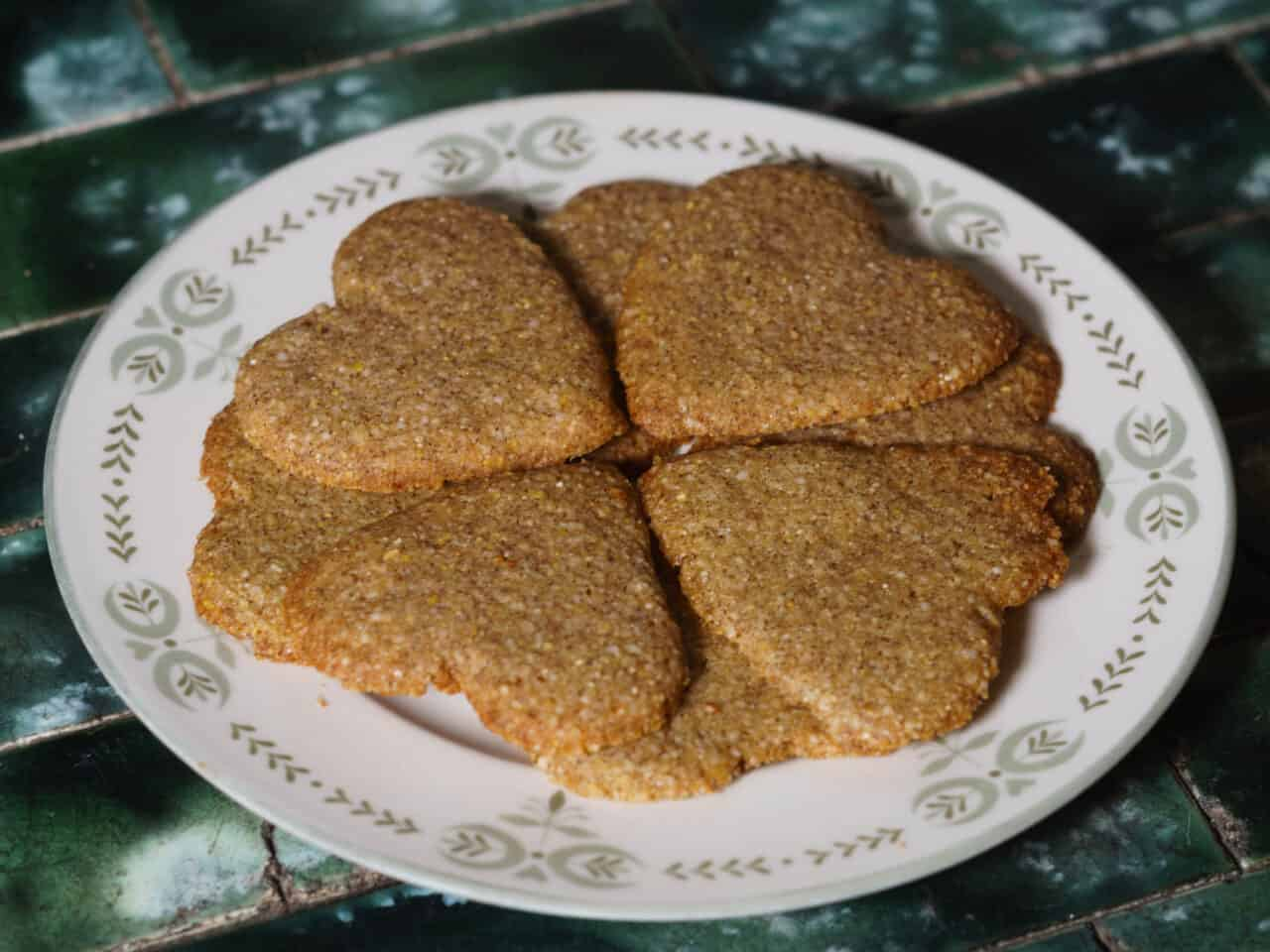 Vanilla Honey Cut-Out Cookies