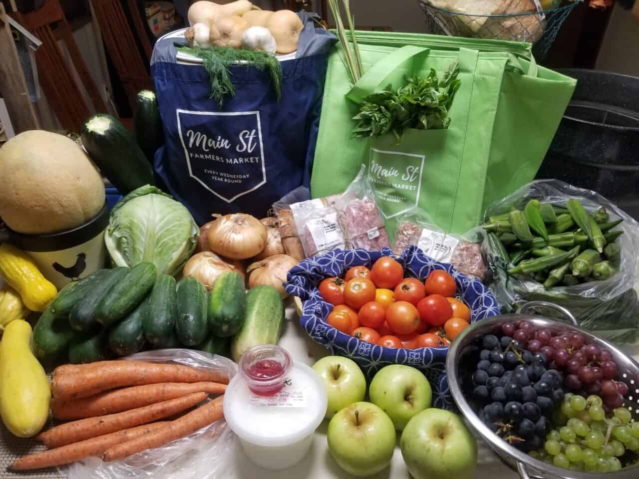 One Haul of a Market