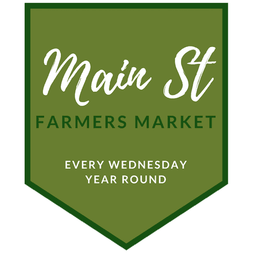 Main Street Farmers Market - Every Wednesday Year Round