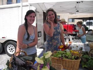 Fall Creek Farms Booth