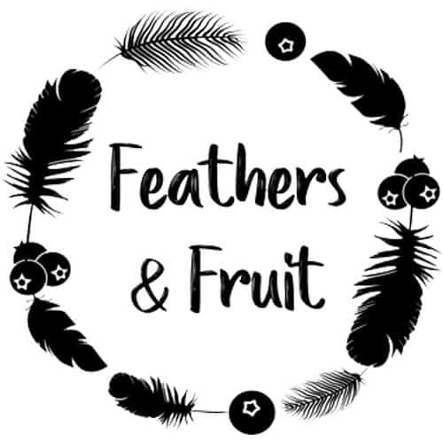 Feathers and Fruit