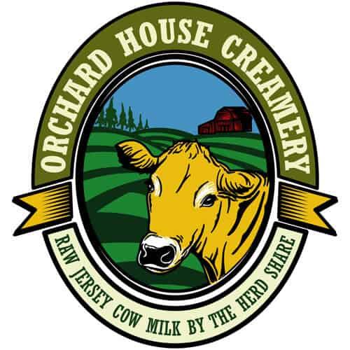 Orchard House Creamery logo