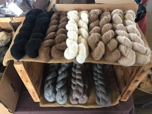 Red Clay Farm Yarn for Sale