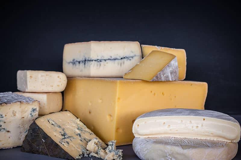 Sequatchie Cove Creamery Cheese Variety