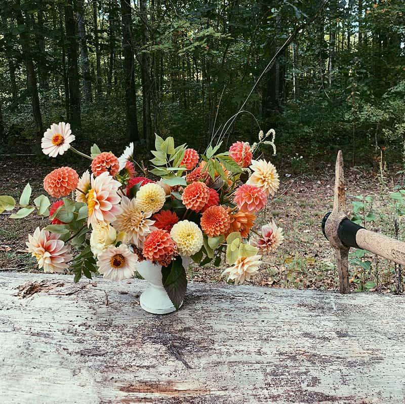 Southerly Flower Farm Arrangement