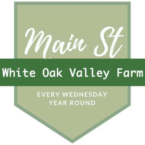 White Oak Valley Farm Logo