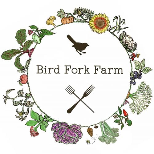Bird Fork Farm Logo