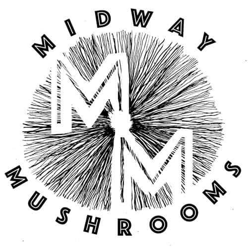Midway Mushrooms logo